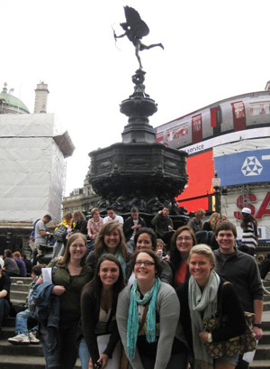 LondonStatue